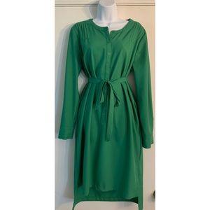 Merona Green Dress